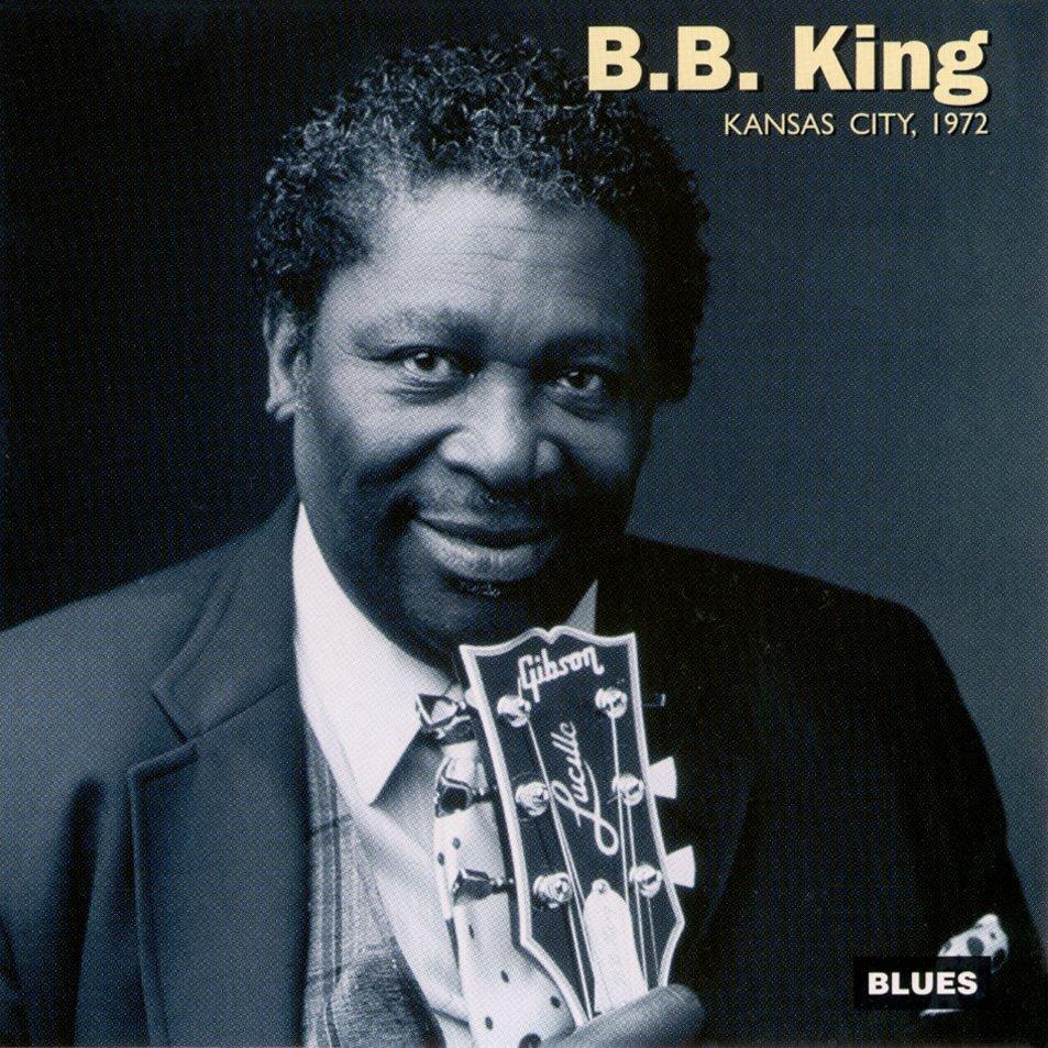 Kansas city 1972 live b b king recensione di aniel for Www b b it