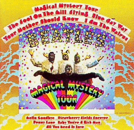 magical mystery tour the beatles recensione di pepperism. Black Bedroom Furniture Sets. Home Design Ideas