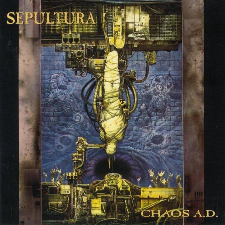 40f3024c99 Chaos A.D. - Sepultura - Recensione di ThirdWorldChaos