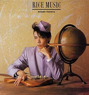Masami Tsuchiya - Rice Music