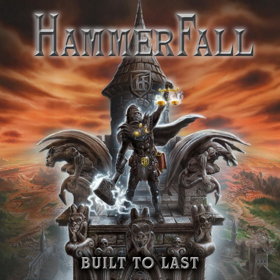 Risultati immagini per hammerfall built to last