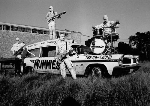 Festival Beat -The Mummies