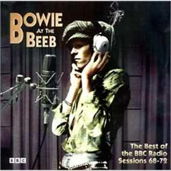 Cover David Bowie - Bowie at the Beeb -  Best Of  BBC Sessions 68-72