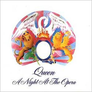 Cover Queen - A Night at the Opera