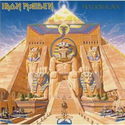 Cover Iron Maiden - Powerslave