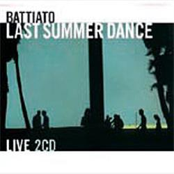 Cover Franco Battiato - Last Summer Dance