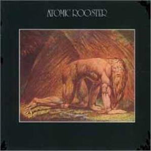 Cover Atomic Rooster - Death Walks Behind You