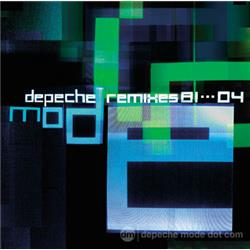 Cover Depeche Mode - Remixes 81... 04