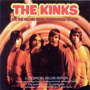 Cover The Kinks - The Village Green Preservation Society