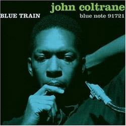 Cover John Coltrane - Blue Trane
