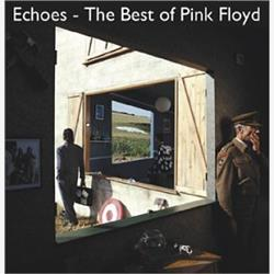 Cover Pink Floyd - Echoes The Best Of