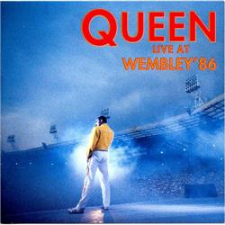 Cover Queen - Live At Wembley Stadium 86'