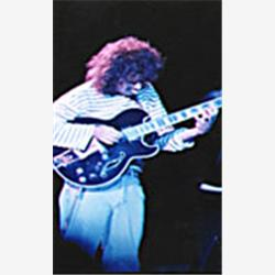 """Cover Pat Metheny - Pat Metheny Group Live in """"Teatroteam"""" Bari"""