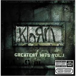 Cover Korn - Greatest Hits: Volume 1