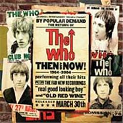 Cover The Who - Then And Now, 1964-2004