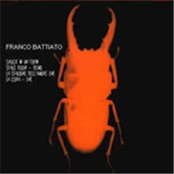Cover Franco Battiato - Shock in My Town