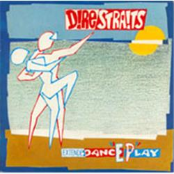 Cover Dire Straits - Extended Dance Play