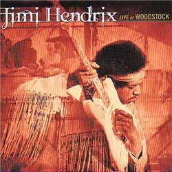 Cover Jimi Hendrix - Live At Woodstock (LP)