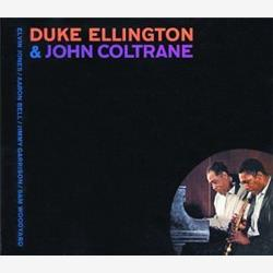 Cover Duke Ellington & His Orchestra - Duke Ellington & John Coltrane