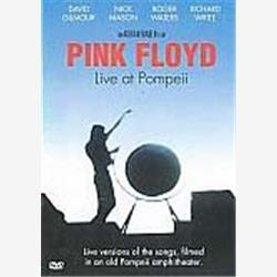 Cover Pink Floyd - Live at Pompeii