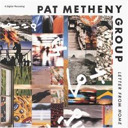 Cover Pat Metheny - Letter From Home