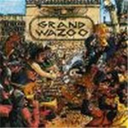 Cover Frank Zappa - The Grand Wazoo Orchestra
