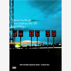 Cover Depeche Mode - Videos '86-'98