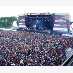 """Cover Metallica - Live at """"Rock am Ring 2006"""""""