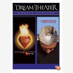 Cover Dream Theater - Live In Tokyo/5 Years in A Livetime (DVD)