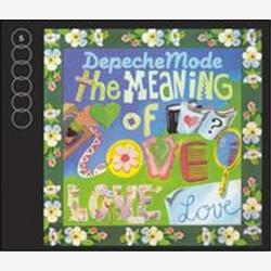 Cover Depeche Mode - The Meaning of Love Cd Single