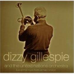Cover Dizzy Gillespie - Live At The Royal Festival Hall London