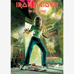 Cover Iron Maiden - The Early Days