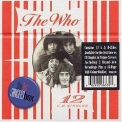 Cover The Who - The 1st Singles Box