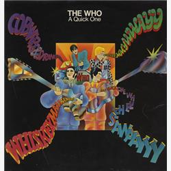 Cover The Who - A Quick One