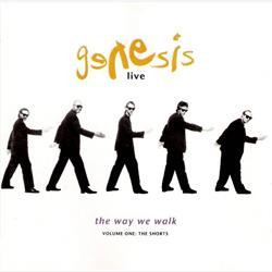 Cover Genesis - The Way We Walk: Volume One & Two