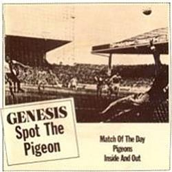 Cover Genesis - Spot The Pigeon (EP)