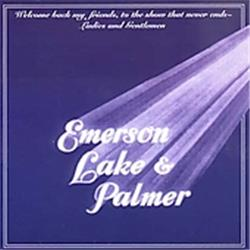 Cover Emerson, Lake & Palmer - Welcome Back My Friends To The Show That Never Ends - Ladies And Gentlemen