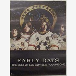 Cover Led Zeppelin - Early Days & Latter days