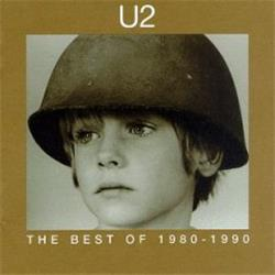 Cover U2 - The Best Of 1980 - 1990 (2 CD)
