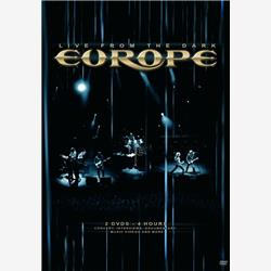 Cover Europe - Live From The Dark
