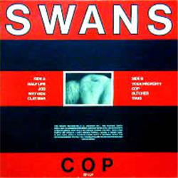 Cover Swans - Cop / Young God