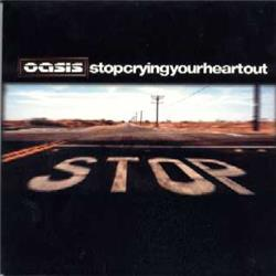 Cover Oasis - Stop Crying Your Heart Out