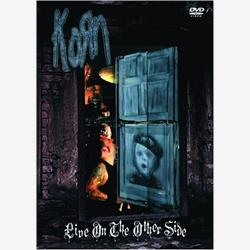 Cover Korn - Live On The Other Side (DVD)