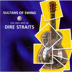 Cover Dire Straits - Sultans Of Swing - The Very Best Of - (De Luxe Edition)