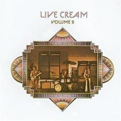 Cover Cream - Live Cream Volume 2