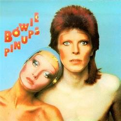 Cover David Bowie - Pin-Ups