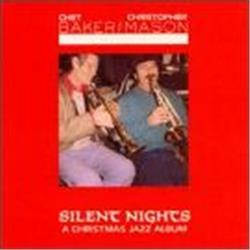 Cover Chet Baker - Silent Night. A Christmas Jazz Album