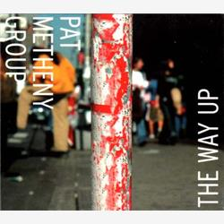 Cover Pat Metheny - The Way Up