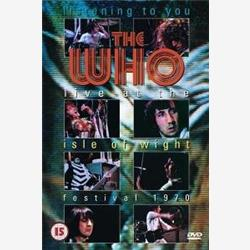 Cover The Who - Live @ the Isle of Wight Festival 1970