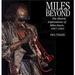 Cover Miles Davis - Miles Beyond: the electric explorations 67-91